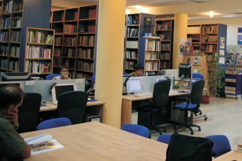 Δημόσια Κεντρική Βιβλιοθήκη Έδεσσας